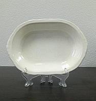 Судок Людмила 750 керамический капучино мрамор, фото 1