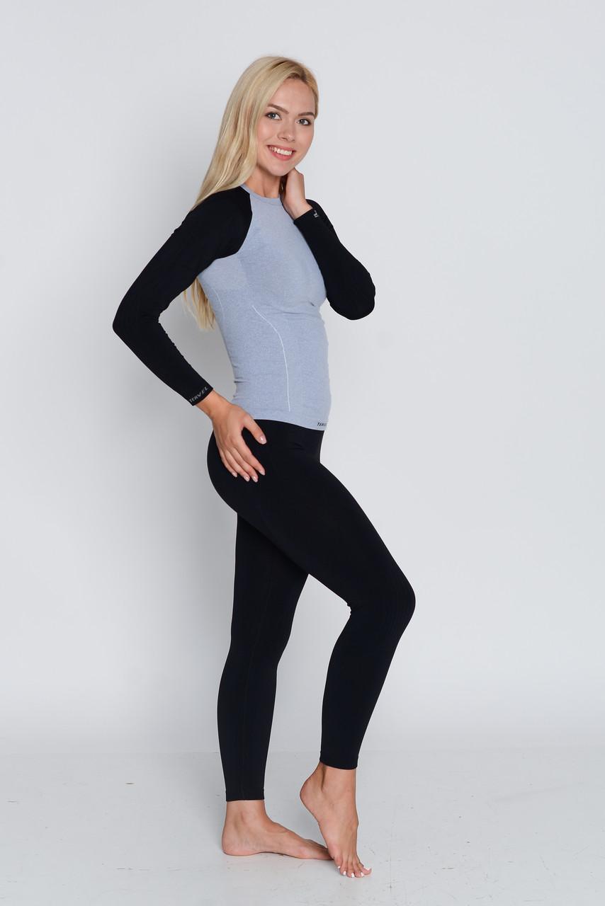 Термобілизна жіноче спортивне Tervel Comfortline (original), комплект, зональне, безшовне