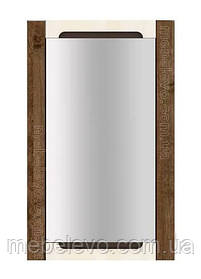 Гербор Эрика зеркало LUS60  1090х590х20мм дуб техас + софт тач