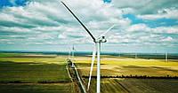 У Запорізькій області відкрили нову вітряну електростанцію