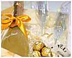 """Подарочный набор """"Золото в бокале"""", фото 2"""