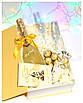 """Подарочный набор """"Золото в бокале"""", фото 3"""