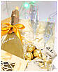 """Подарочный набор """"Золото в бокале"""", фото 7"""