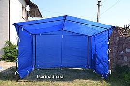 Палатки торговые.Шатры.1.5х1.5 2х2 3х2 3х3 6х3.от 1200гр, фото 3