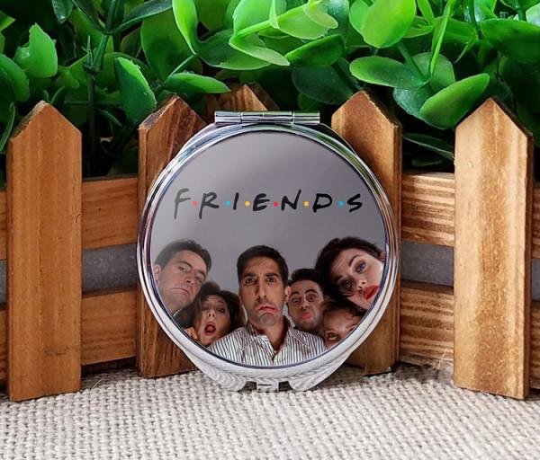 Зеркальце карманное Друзья / Friends
