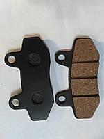 Колодки тормозные передние (дисковый тормоз) Honda Lead AF-48 (Jetar)