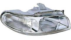 Фара Нубира 1-2 передняя правая механический корректор ориг, 96212024