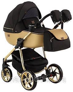 Детская универсальная коляска 2 в 1 Adamex Hybryd Plus Polar BR619