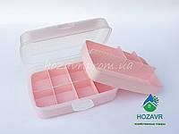Органайзер для ниток и мелочей Hobby Life розовый