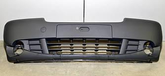 Бампер передній під протитуманні фари (посмішка) на Renault Trafic 2006->2014 Renault (Оригінал) 7701066115