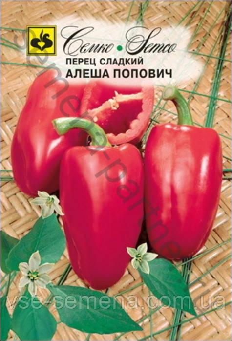 Перец Алеша Попович 0,2 г (Семко)