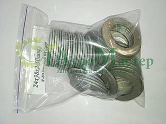 Шайба алюминиевая уплотнительная 24х38х2,0 Упаковка 50 шт.