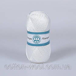 Madame Tricote TIMYA (Мадам трикот Таймия)  50% хлопок, 50% полиэстер