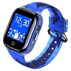 Смарт-часы детские UWatch K21 Голубой