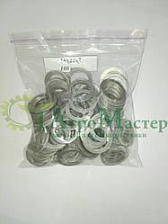 Шайба алюминиевая уплотнительная 16х22х2,0 Упаковка 100 шт.