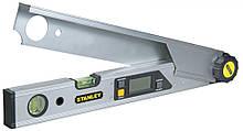 Угломер цифровой 400 мм 2 капсулы STANLEY 0-42-087