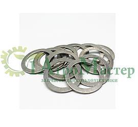 Шайба алюминиевая уплотнительная 36х44х2,0  Упаковка 50 шт.