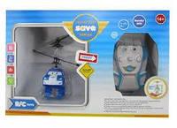 Радиоуправляемый вертолет Robocar Poli TL8018 Синий