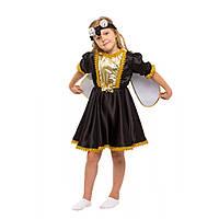 Детский костюм Мухи Цокотухи для девочки 4-8 лет. Новогодний карнавальный костюм