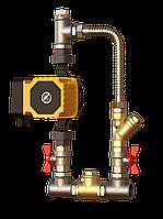 Байпас KVANT-40P (Rudes) c насосом 25/40