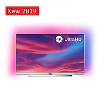 Телевизор Philips 55PUS7334/12 (PPI 1700, Android TV, 4K UHD Smart TV, DVB-С/T2/S2,HDR 10+, P5 Perfect Pictur)