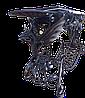 Кованый мангал с драконами (5 мм) +10 шампуров в подарок!, фото 6