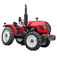 Трактор Т244ТНТ (24 л.с. ГУР, блокировка, 4+1), фото 1
