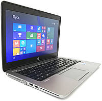 """Ноутбук HP EliteBook 840 G1 14"""" Intel Core i5-4300U 1,9 GHz 4GB RAM 320GB HDD Silver №12 Б/У"""