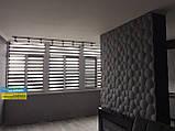 День ночь зебра ролеты с ткани бесплатная доставка, фото 9