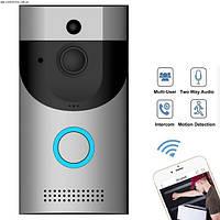 Домофон Smart Doorbell WiFi B30 CAD IP беспроводной регистратор с камерой 1280*720p, видеозвонок, видеодомофон