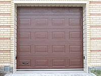 Ворота гаражні секційні Алютех  ш 3000 в 2200