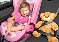 """Дитина в автомобілі! """"Нові"""" правила перевезення дітей в Україні."""