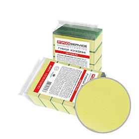 Губки кухонні 5 шт в упаковці 9 * 6 * 3 см PRO Service Optimum