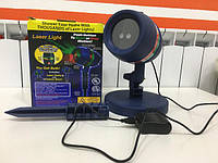 СКОРО НОВЫЙ ГОД!!! Лазерный проектор для улицы и дома Star Shower Motion Laser Light