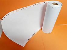 Бумага рулонная перфорированная СУП