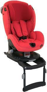 Автокресло BeSafe iZi Comfort X3 ISOfix Sunset Melange красный