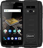 Смартфон VKworld VK7000 (black) 4/64Гб+Беспроводная зарядка - IP68 оригинал - гарантия!