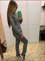 Прогулочный спортивный костюм *Angora-Plein* серый, фото 2