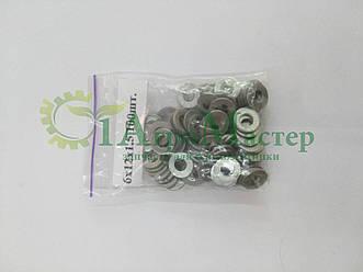 Шайба алюминиевая уплотнительная 6х12х1,5 Упаковка 100 шт.