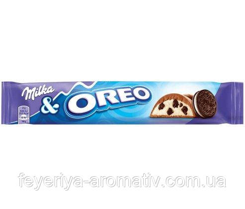 Шоколадный батончик Milka s Oreo 37г (Швейцария)