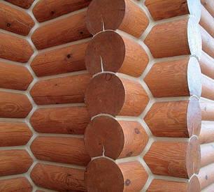 Межшовный герметик (для сруба) REMMERS Acryl 100, светлый орех, 600 мл, фото 2