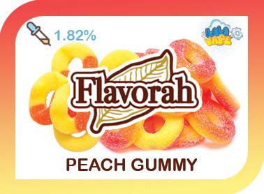 Peach Gummy ароматизатор Flavorah (Персиковые желейки)