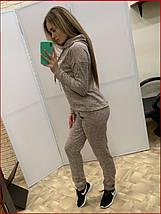 Прогулочный спортивный костюм *Angora-Plein* пудра, фото 2