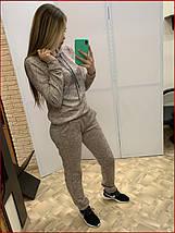 Прогулочный спортивный костюм *Angora-Plein* пудра, фото 3