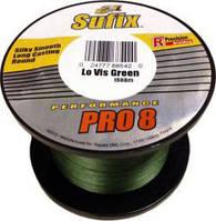 Шнур SUFIX Performance Pro 8 1500m 0.15mm/21lb/10.2kg/Lo-Vis Green