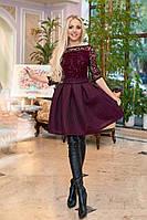 """Стильное платье мини """"Флок """" Dress Code, фото 1"""