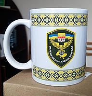 Чашки зі знаками підрозділів ЗСУ, фото 1