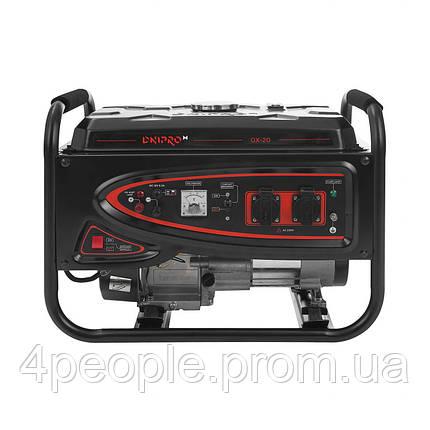 Генератор бензиновый Dnipro-M GX-20 СКИДКА ДО 10% ЗВОНИТЕ, фото 2