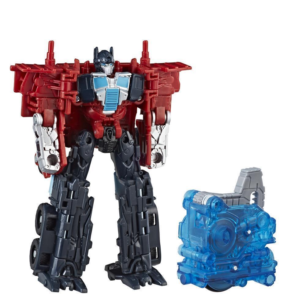 Трансформер Заряд Енергона плюс Оптимус Прайм 11,4 см TRANSFORMERS E2093 Optimus Prime Bumblebee Energon
