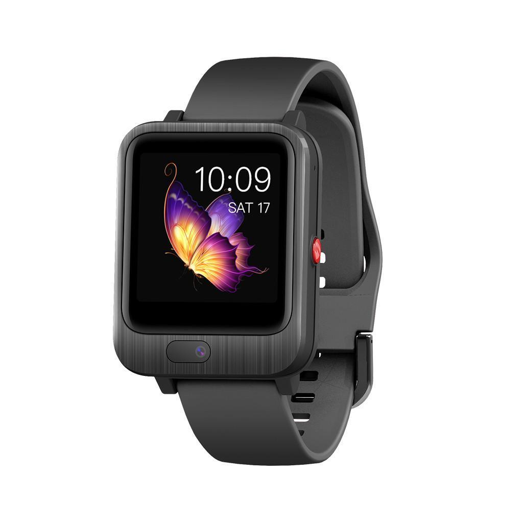 LEMFO LEM11 4G Smart Watch Android 7.1 32 ГБ Видеовызов с 1200Mah Power Bank Беспроводной Bluetooth Динам